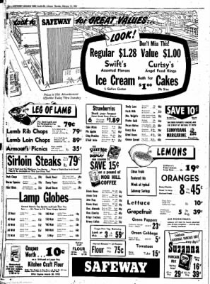 Northwest Arkansas Times from Fayetteville, Arkansas on February 21, 1952 · Page 10