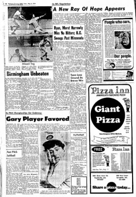 Northwest Arkansas Times from Fayetteville, Arkansas on August 8, 1974 · Page 8