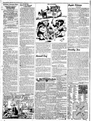 Northwest Arkansas Times from Fayetteville, Arkansas on March 4, 1952 · Page 4