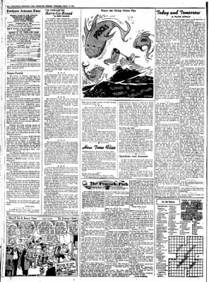 Northwest Arkansas Times from Fayetteville, Arkansas on March 5, 1952 · Page 4