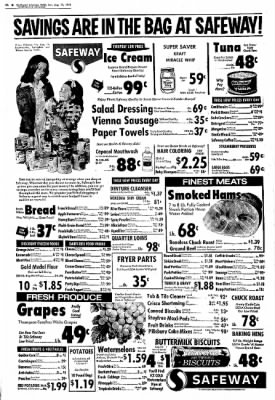 Northwest Arkansas Times from Fayetteville, Arkansas on August 11, 1974 · Page 8
