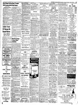 Northwest Arkansas Times from Fayetteville, Arkansas on March 6, 1952 · Page 19