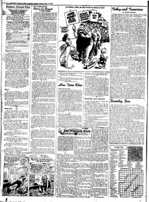 Northwest Arkansas Times from Fayetteville, Arkansas on March 17, 1952 · Page 4