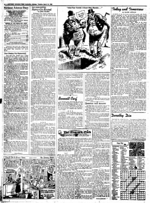 Northwest Arkansas Times from Fayetteville, Arkansas on March 20, 1952 · Page 4