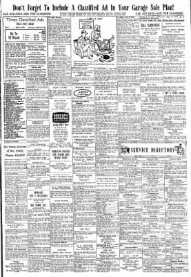 Northwest Arkansas Times from Fayetteville, Arkansas on August 17, 1974 · Page 21