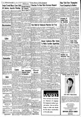 Northwest Arkansas Times from Fayetteville, Arkansas on August 18, 1974 · Page 2