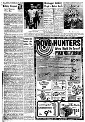 Northwest Arkansas Times from Fayetteville, Arkansas on August 18, 1974 · Page 19