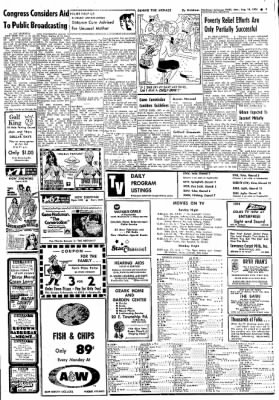 Northwest Arkansas Times from Fayetteville, Arkansas on August 19, 1974 · Page 9