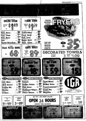 Northwest Arkansas Times from Fayetteville, Arkansas on August 21, 1974 · Page 12