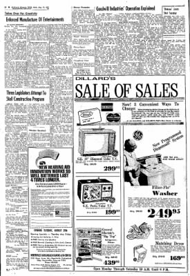 Northwest Arkansas Times from Fayetteville, Arkansas on August 21, 1974 · Page 19