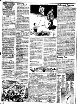 Northwest Arkansas Times from Fayetteville, Arkansas on April 1, 1952 · Page 4