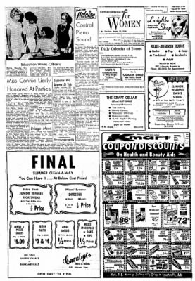 Northwest Arkansas Times from Fayetteville, Arkansas on August 22, 1974 · Page 6