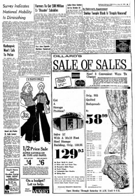 Northwest Arkansas Times from Fayetteville, Arkansas on August 22, 1974 · Page 7