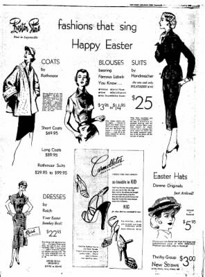 Northwest Arkansas Times from Fayetteville, Arkansas on April 2, 1952 · Page 13