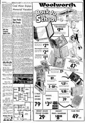 Northwest Arkansas Times from Fayetteville, Arkansas on August 22, 1974 · Page 21