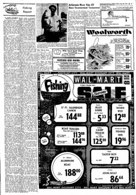 Northwest Arkansas Times from Fayetteville, Arkansas on August 23, 1974 · Page 11