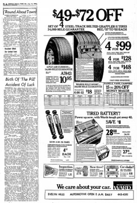 Northwest Arkansas Times from Fayetteville, Arkansas on August 25, 1974 · Page 14