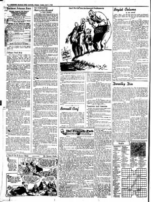 Northwest Arkansas Times from Fayetteville, Arkansas on April 8, 1952 · Page 4