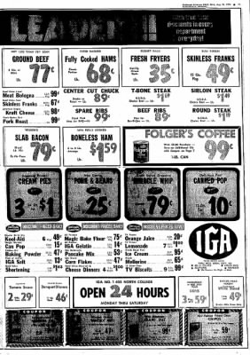 Northwest Arkansas Times from Fayetteville, Arkansas on August 28, 1974 · Page 11
