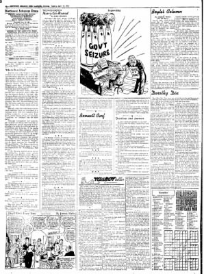 Northwest Arkansas Times from Fayetteville, Arkansas on April 15, 1952 · Page 4