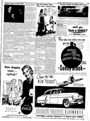 Northwest Arkansas Times from Fayetteville, Arkansas on April 16, 1952 · Page 3