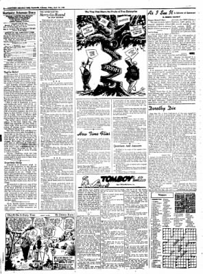 Northwest Arkansas Times from Fayetteville, Arkansas on April 18, 1952 · Page 4