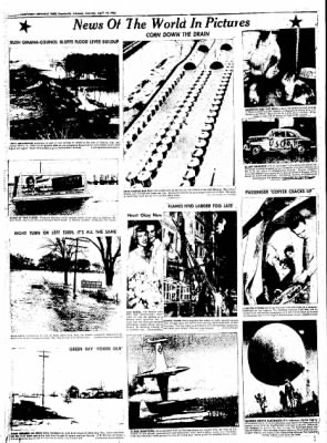 Northwest Arkansas Times from Fayetteville, Arkansas on April 19, 1952 · Page 6