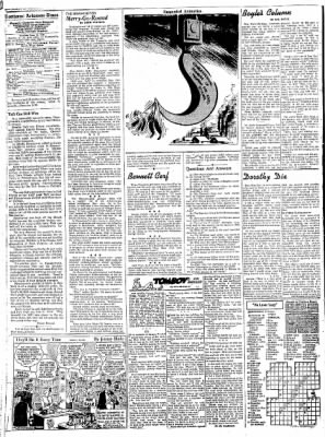 Northwest Arkansas Times from Fayetteville, Arkansas on April 29, 1952 · Page 4