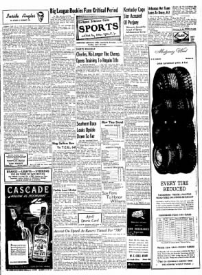 Northwest Arkansas Times from Fayetteville, Arkansas on April 29, 1952 · Page 11