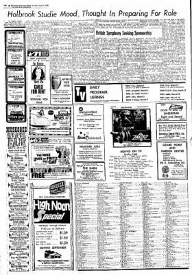 Northwest Arkansas Times from Fayetteville, Arkansas on September 8, 1974 · Page 20
