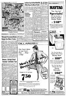 Northwest Arkansas Times from Fayetteville, Arkansas on September 10, 1974 · Page 6