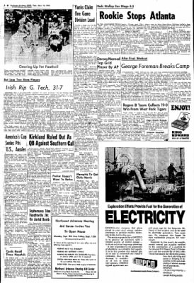 Northwest Arkansas Times from Fayetteville, Arkansas on September 10, 1974 · Page 8
