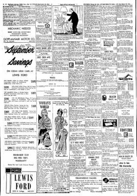 Northwest Arkansas Times from Fayetteville, Arkansas on September 10, 1974 · Page 12