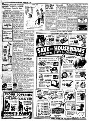 Northwest Arkansas Times from Fayetteville, Arkansas on May 7, 1952 · Page 8