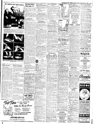 Northwest Arkansas Times from Fayetteville, Arkansas on May 13, 1952 · Page 13