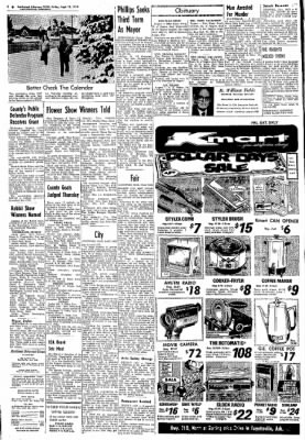 Northwest Arkansas Times from Fayetteville, Arkansas on September 13, 1974 · Page 2
