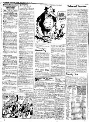 Northwest Arkansas Times from Fayetteville, Arkansas on May 14, 1952 · Page 4