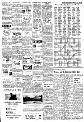 Northwest Arkansas Times from Fayetteville, Arkansas on September 15, 1974 · Page 23