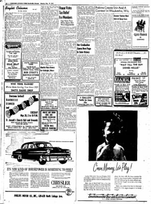 Northwest Arkansas Times from Fayetteville, Arkansas on May 19, 1952 · Page 12
