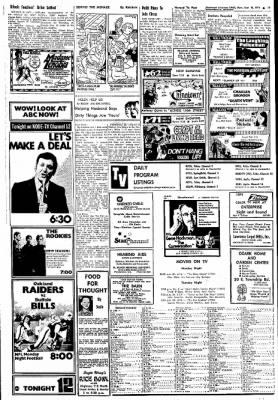 Northwest Arkansas Times from Fayetteville, Arkansas on September 16, 1974 · Page 11