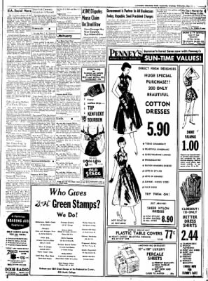 Northwest Arkansas Times from Fayetteville, Arkansas on May 21, 1952 · Page 3