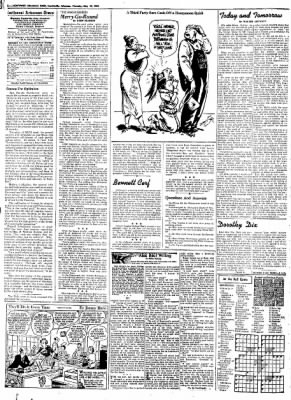 Northwest Arkansas Times from Fayetteville, Arkansas on May 22, 1952 · Page 4