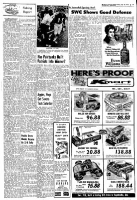 Northwest Arkansas Times from Fayetteville, Arkansas on September 20, 1974 · Page 11
