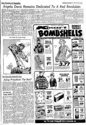 Northwest Arkansas Times from Fayetteville, Arkansas on September 22, 1974 · Page 5