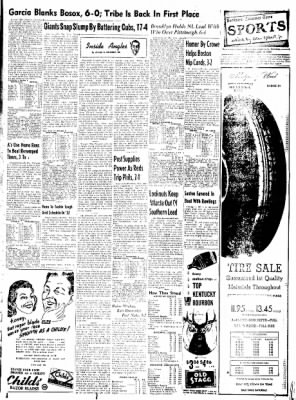 Northwest Arkansas Times from Fayetteville, Arkansas on June 4, 1952 · Page 9