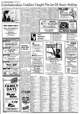 Northwest Arkansas Times from Fayetteville, Arkansas on September 22, 1974 · Page 23