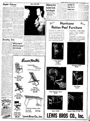 Northwest Arkansas Times from Fayetteville, Arkansas on June 6, 1952 · Page 5