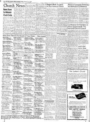 Northwest Arkansas Times from Fayetteville, Arkansas on June 7, 1952 · Page 2