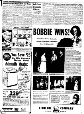 Northwest Arkansas Times from Fayetteville, Arkansas on June 10, 1952 · Page 6