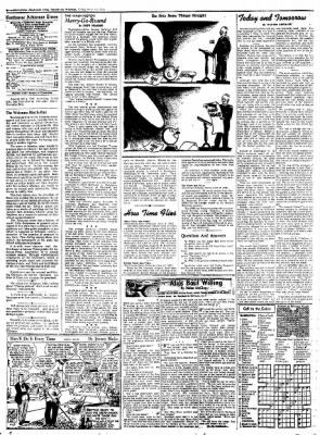 Northwest Arkansas Times from Fayetteville, Arkansas on June 13, 1952 · Page 4